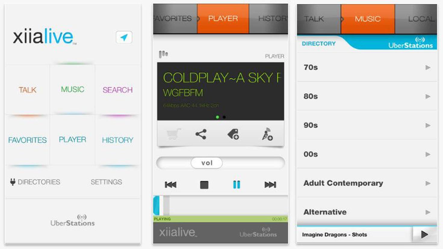 XiiaLive-iTunes-Visual Blasters LLC