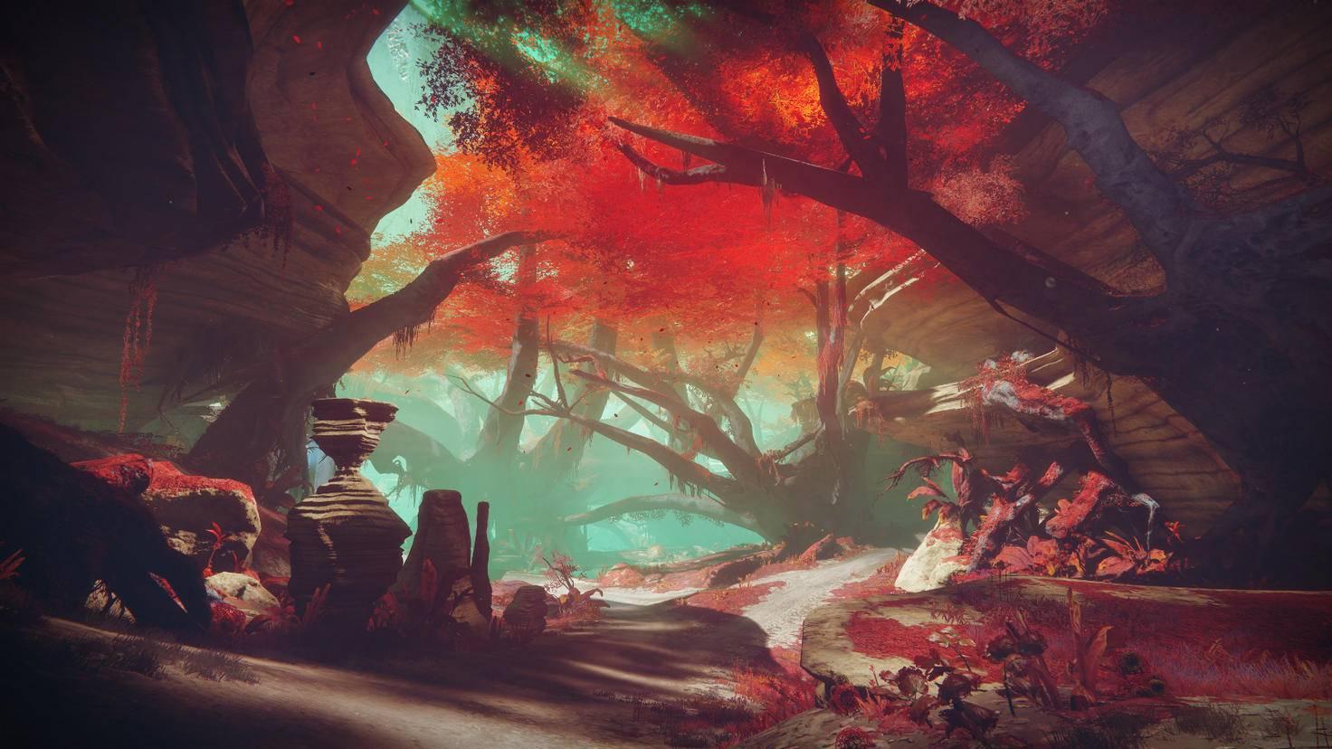 """Neben der Europäischen Todeszone besuchen """"Destiny 2""""-Spieler auch die Welten Titan, Io und Nessus (im Bild)."""