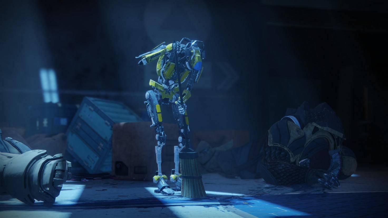 """Was die Framerate angeht bleibt """"Destiny 2"""" trotz kommender Power-Konsolen auf Sparflamme."""