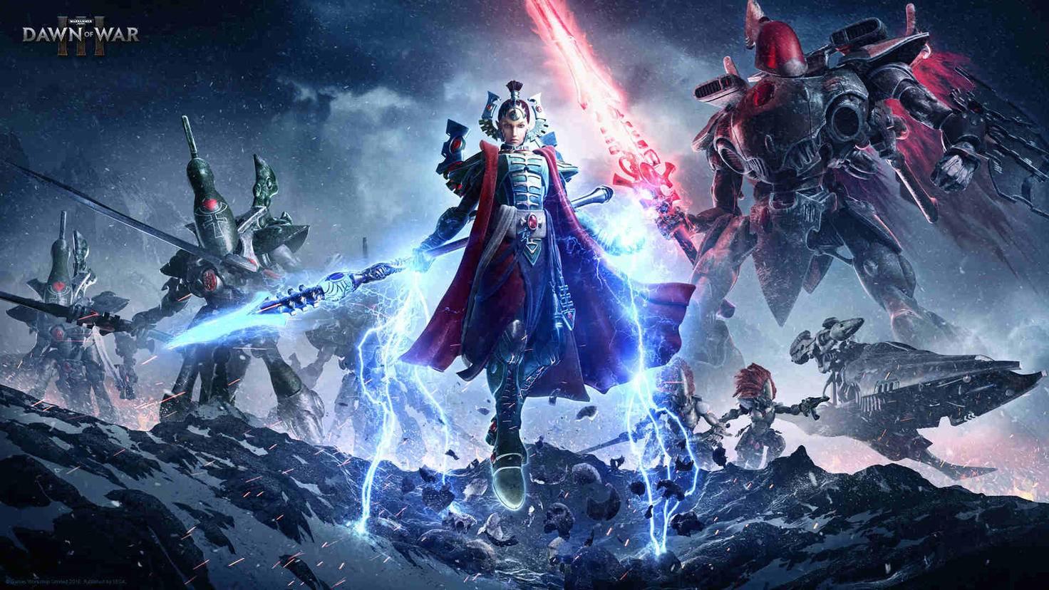 """""""Dawn of War 3"""" gibt es nur für den PC."""