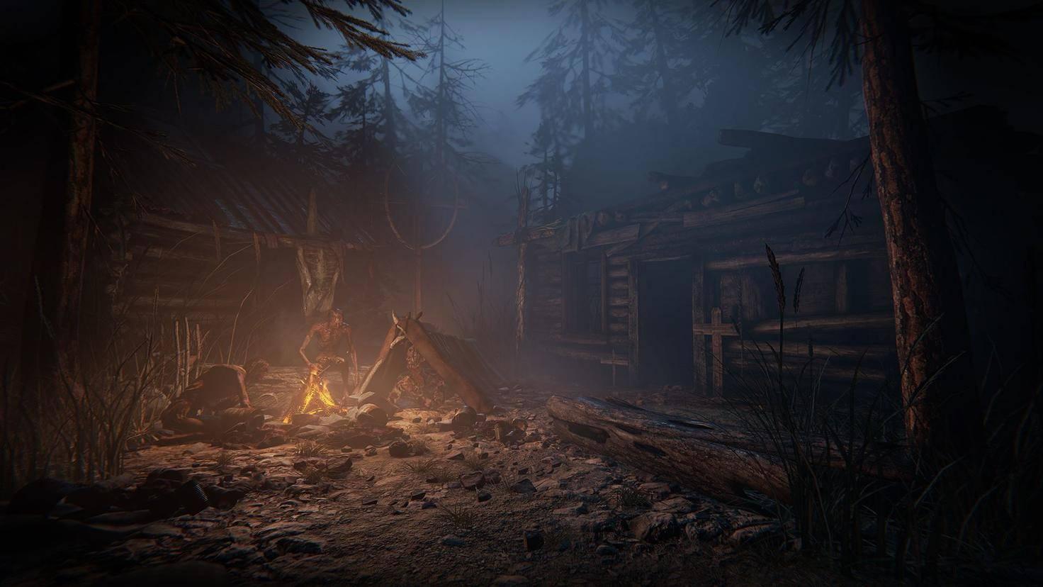In der Hütte könnten sich wichtige Items verbergen – auch wenn der Weg dorthin schwer fällt.