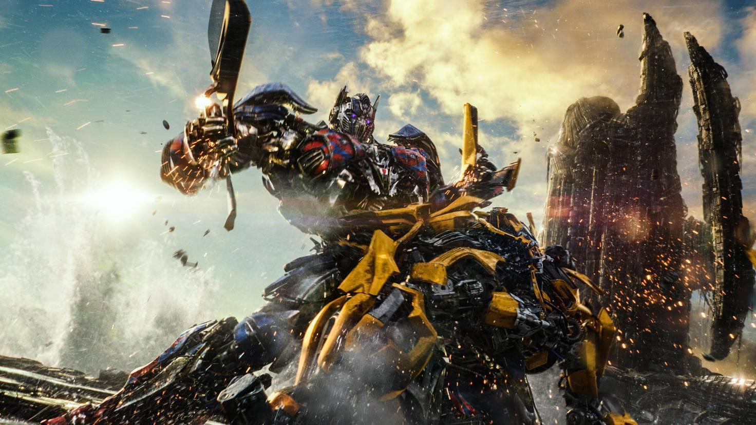 """In """"Transformers 5: The Last Knight"""" geht es für Bumblebee heftig zur Sache."""