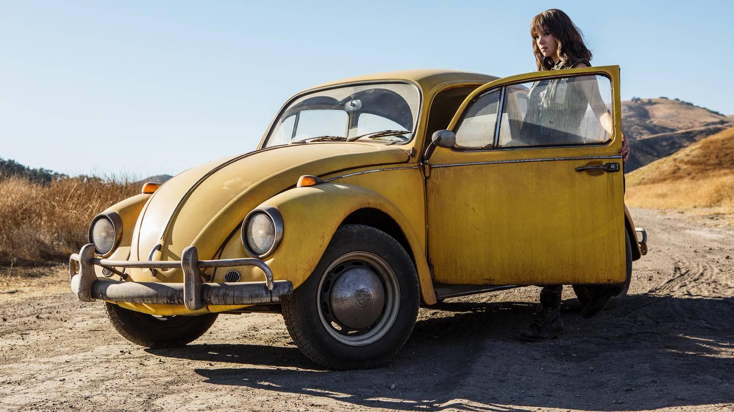 Bumblebee-Paramount Pictures