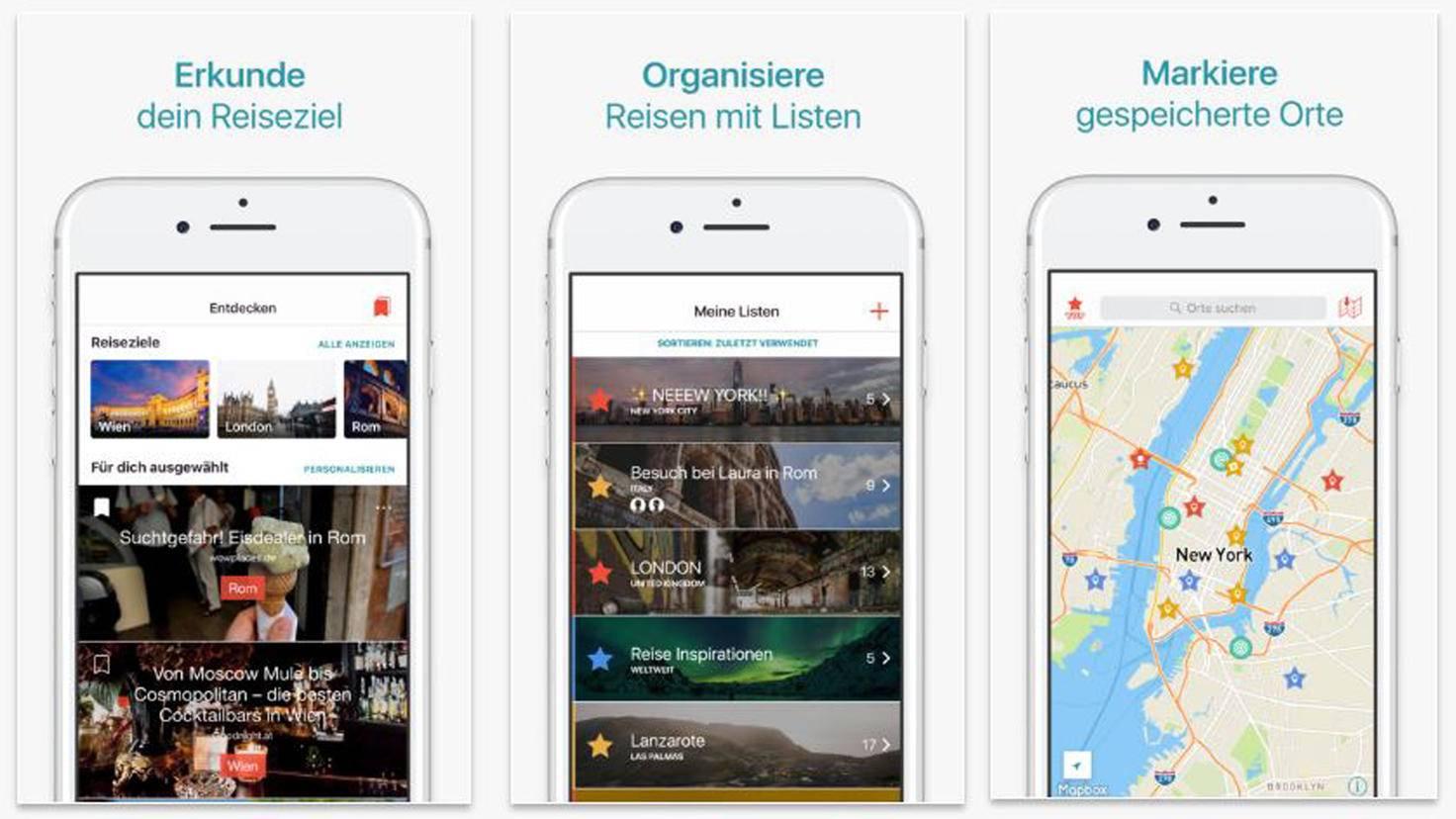 CityMaps2Go Reiseführer Offline-Karten Planen-iTunes-Ulmon GmbH