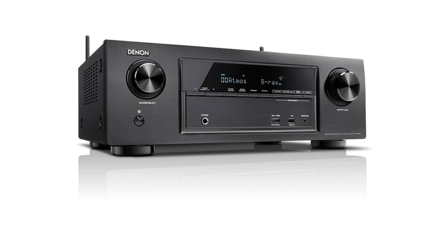 Denon-AVR-X1300-Receiver