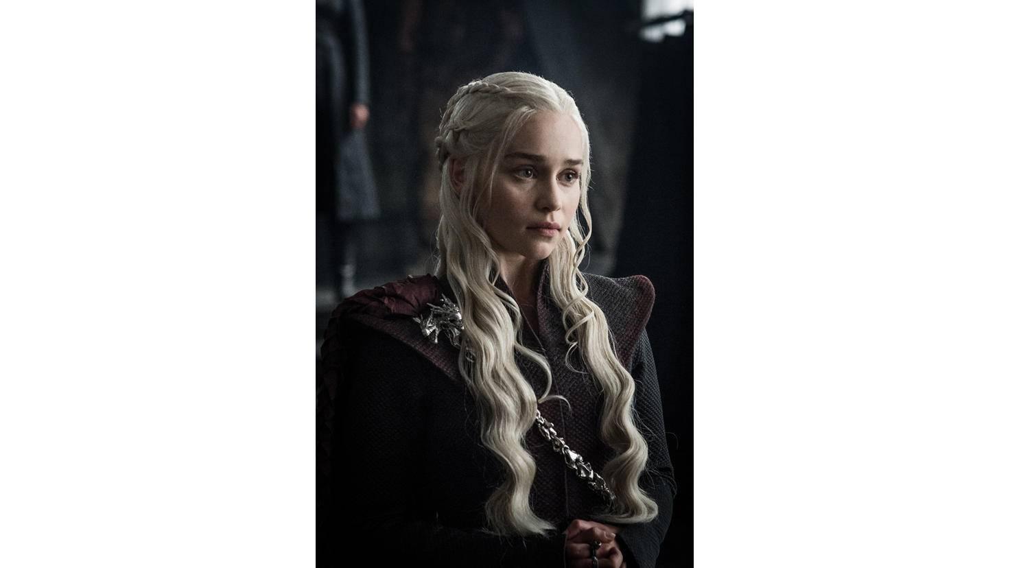 ... und sieht entschlossen aus, Königin von ganz Westeros werden zu wollen.