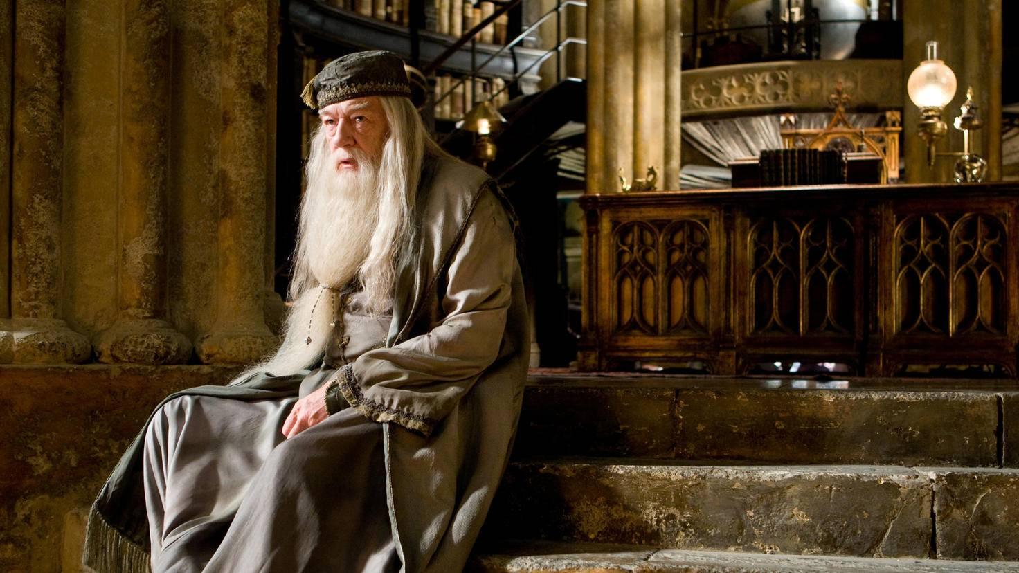 Harry Potter_Dumbledore Michael Gambon