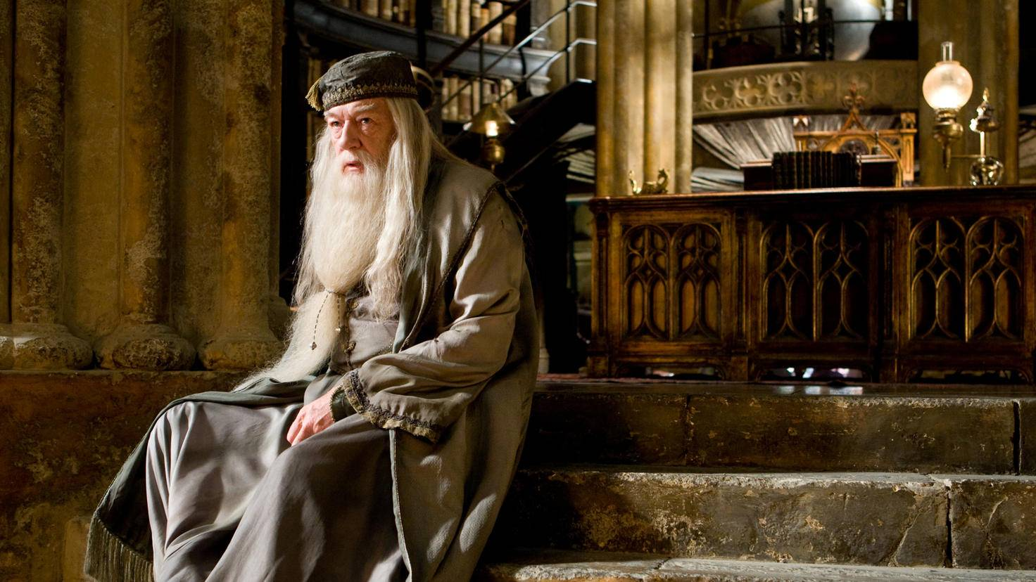 Harry Potter_Dumbledore Michael Gambon