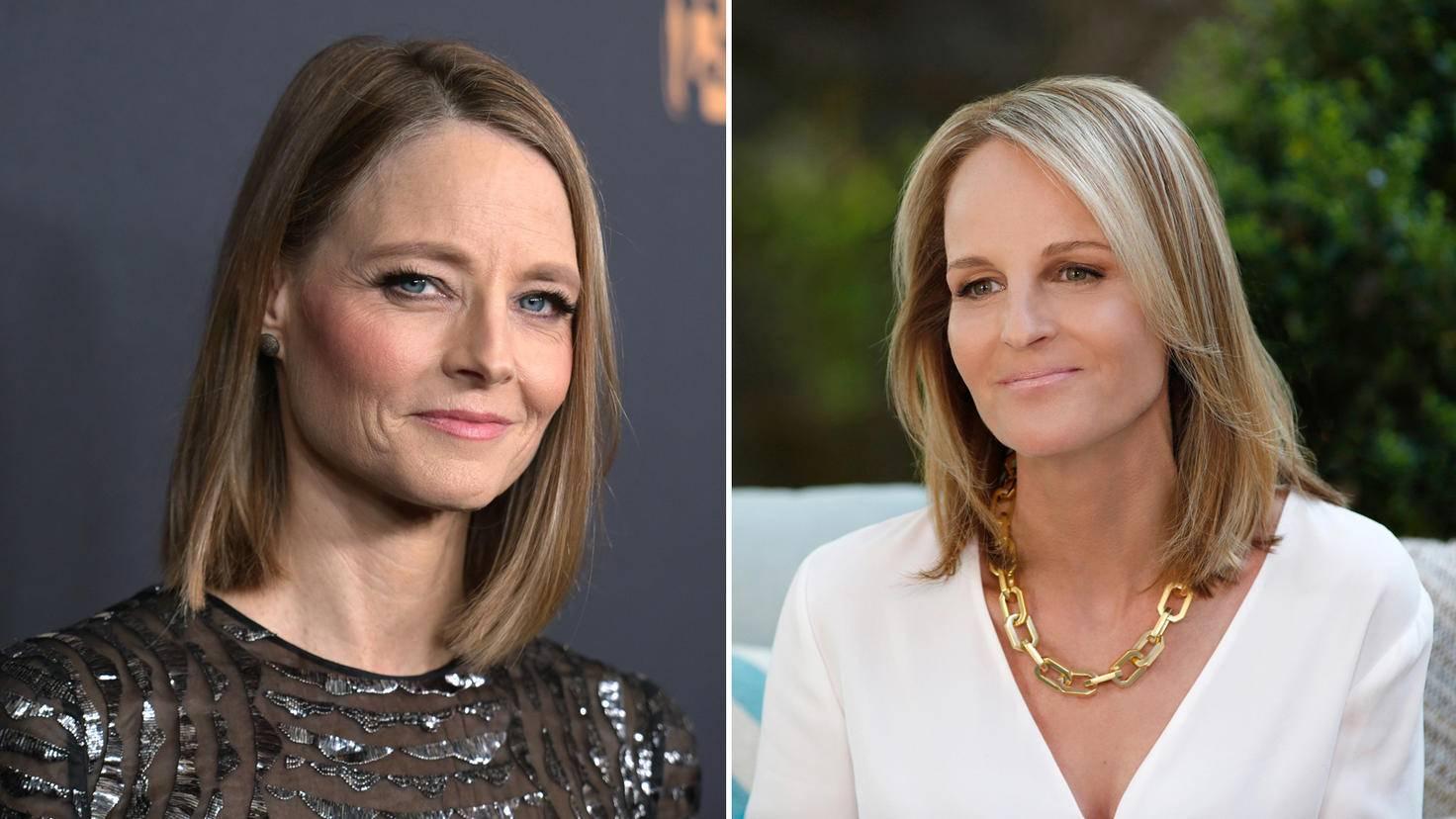Zwillingsschwestern, ohne es zu wissen? Jodie Foster (l.) und Helen Hunt (r.).