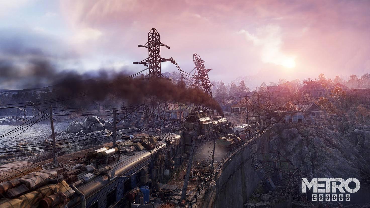 """Ja, die Welt von """"Metro: Exodus"""" steht am Rande des Ruins – aber sie ist auch richtig, richtig schön."""