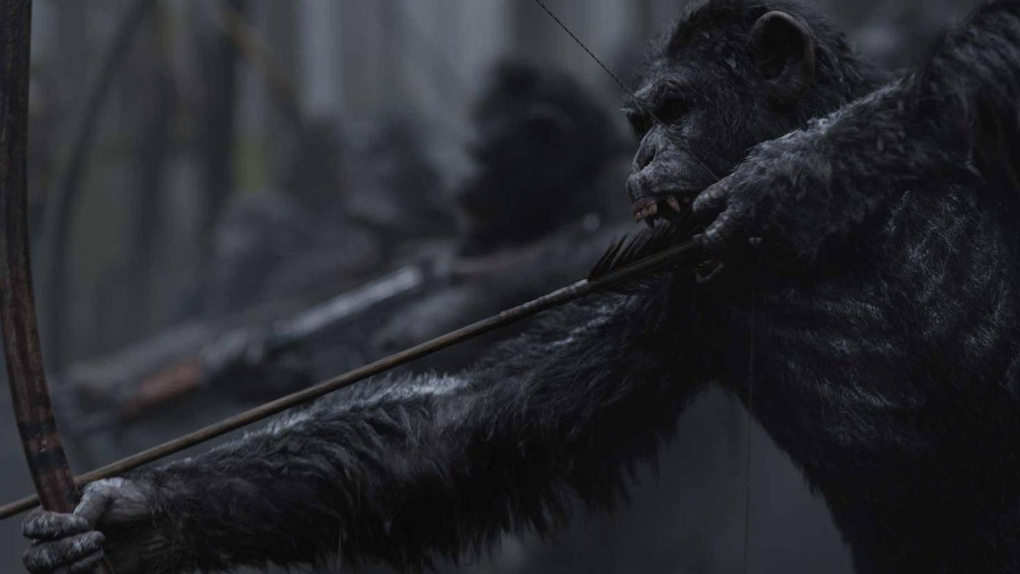"""Auch für Action ist in """"Planet der Affen: Survival"""" gesorgt."""