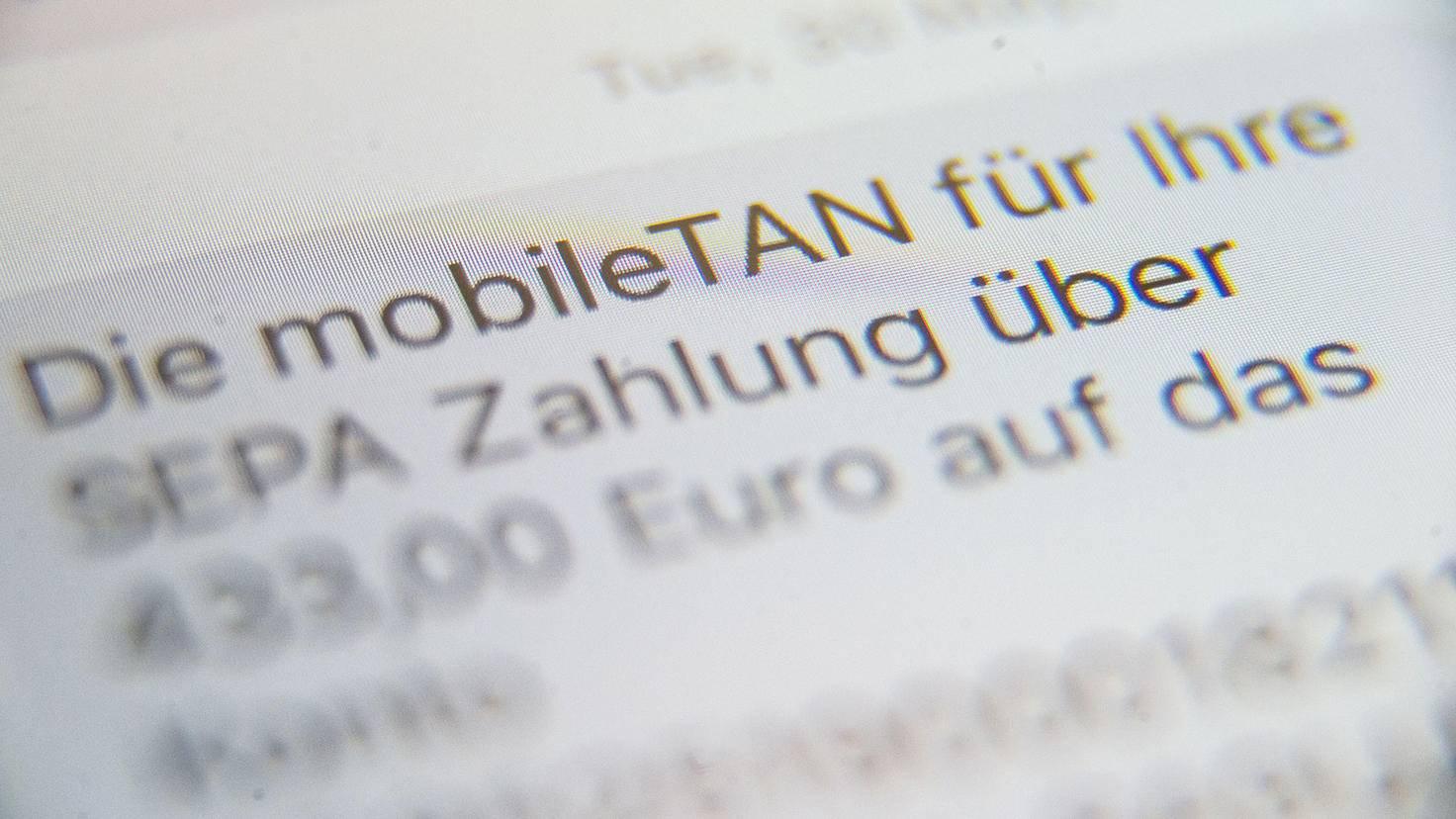SMS-TAN