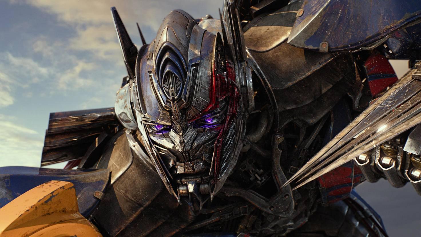 Was ist nur mit Optimus Prime los?