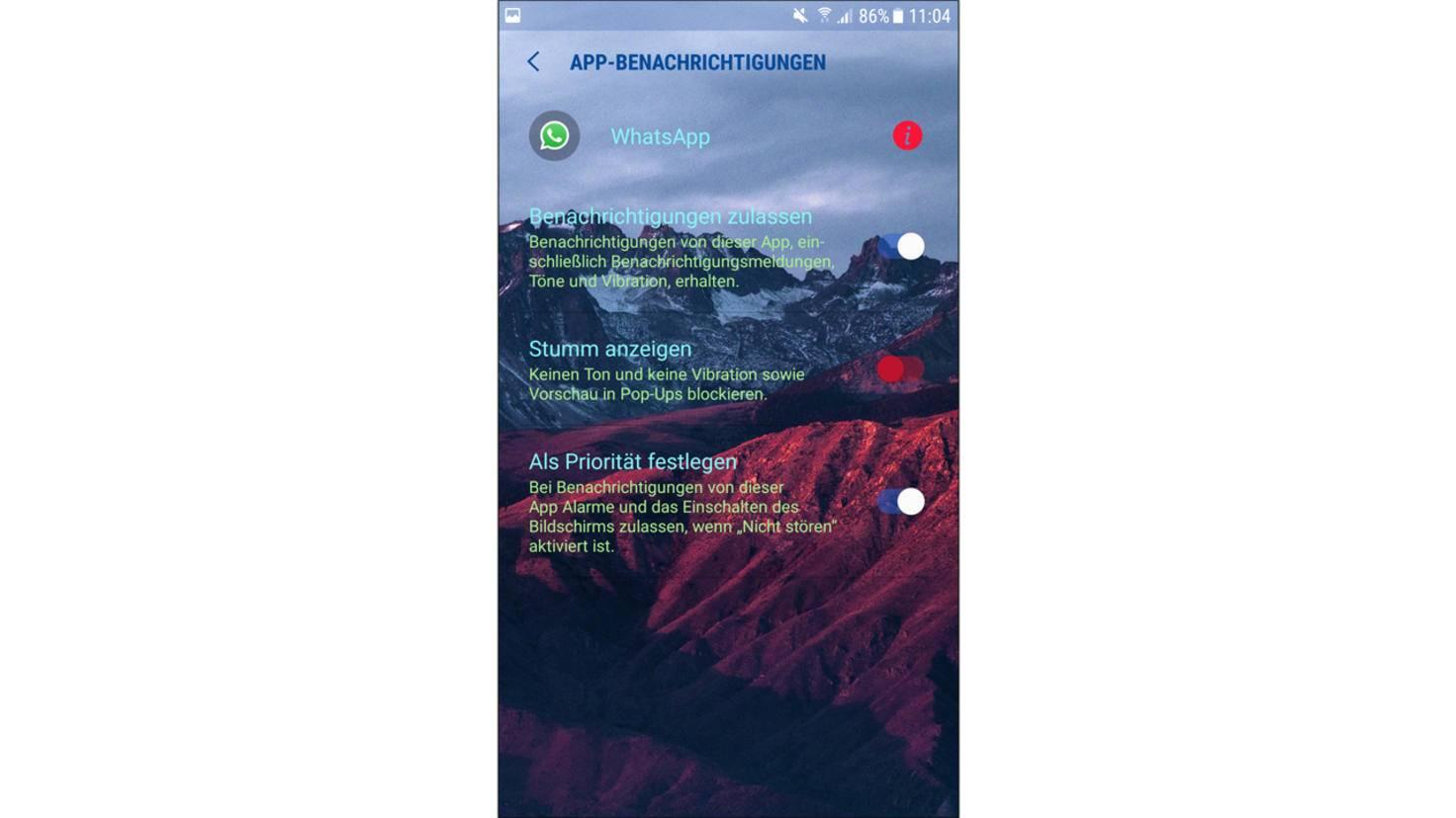 fehler beim herunterladen von whatsapp android