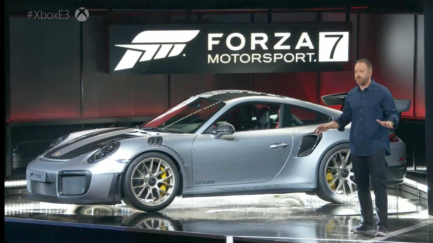 Xbox-Forza-7-Porsche