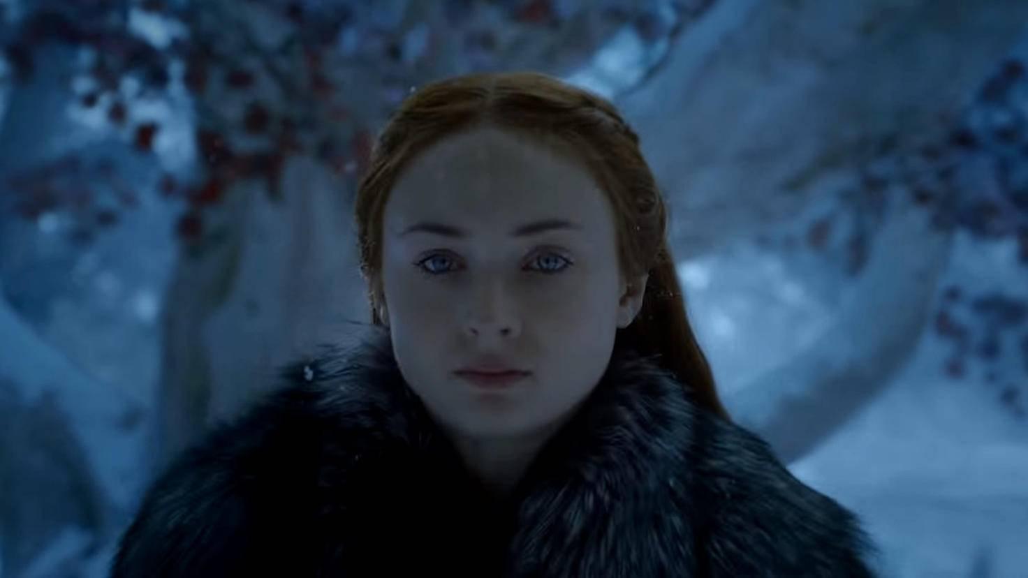"""Was geht in Sansa Starks Kopf vor? Auf die Beantwortung dieser Frage müssen wir wohl noch bis zum Start von """"Game of Thrones"""" Staffel 7 warten."""