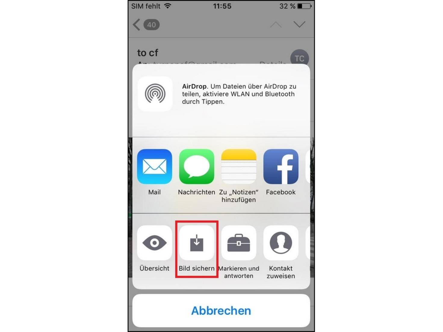 iPhone-Foto-Speichern-Mail-02
