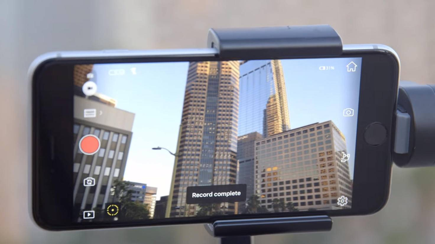 iPhone Timelapse