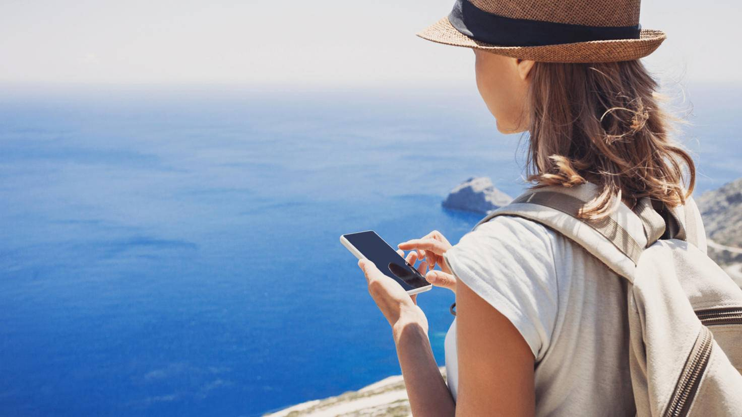 iPhone Urlaub
