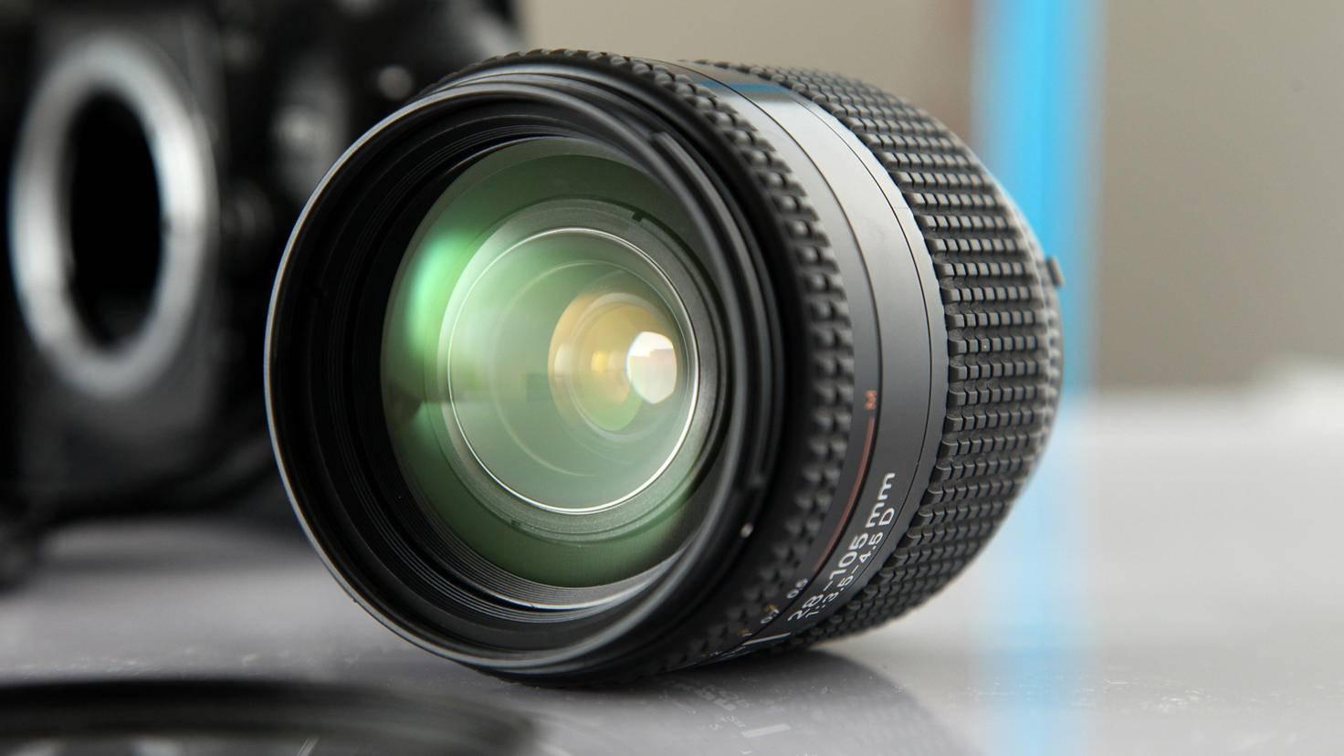 Objektiv Linse Spiegelreflexkamera