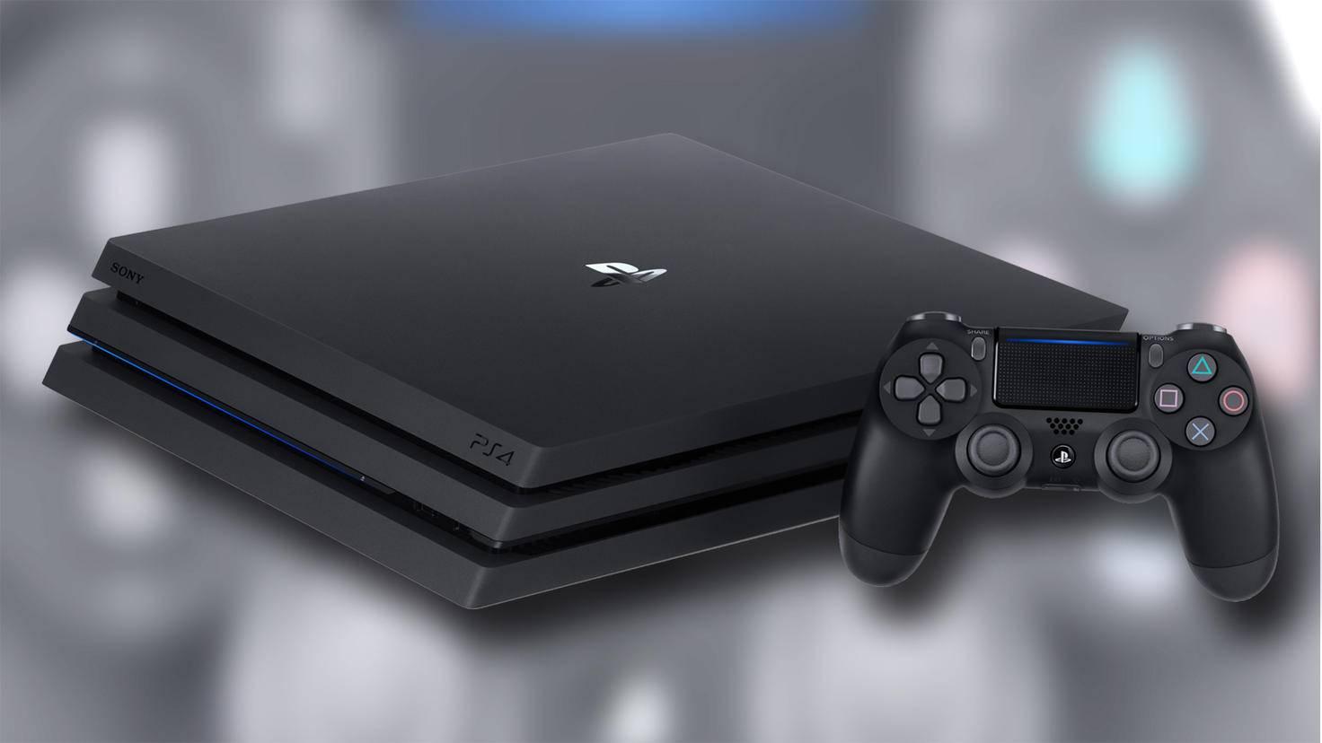 """Nur die PlayStation 4 Pro (erkennbar am """"dreilagigen"""" Design) beherrscht 4K – in Maßen."""