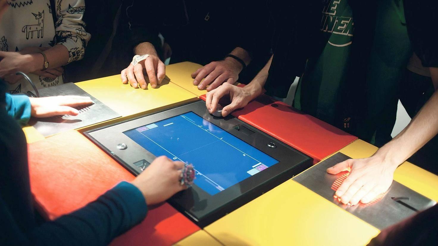 Computerspiele Museum Berlin Pain Station