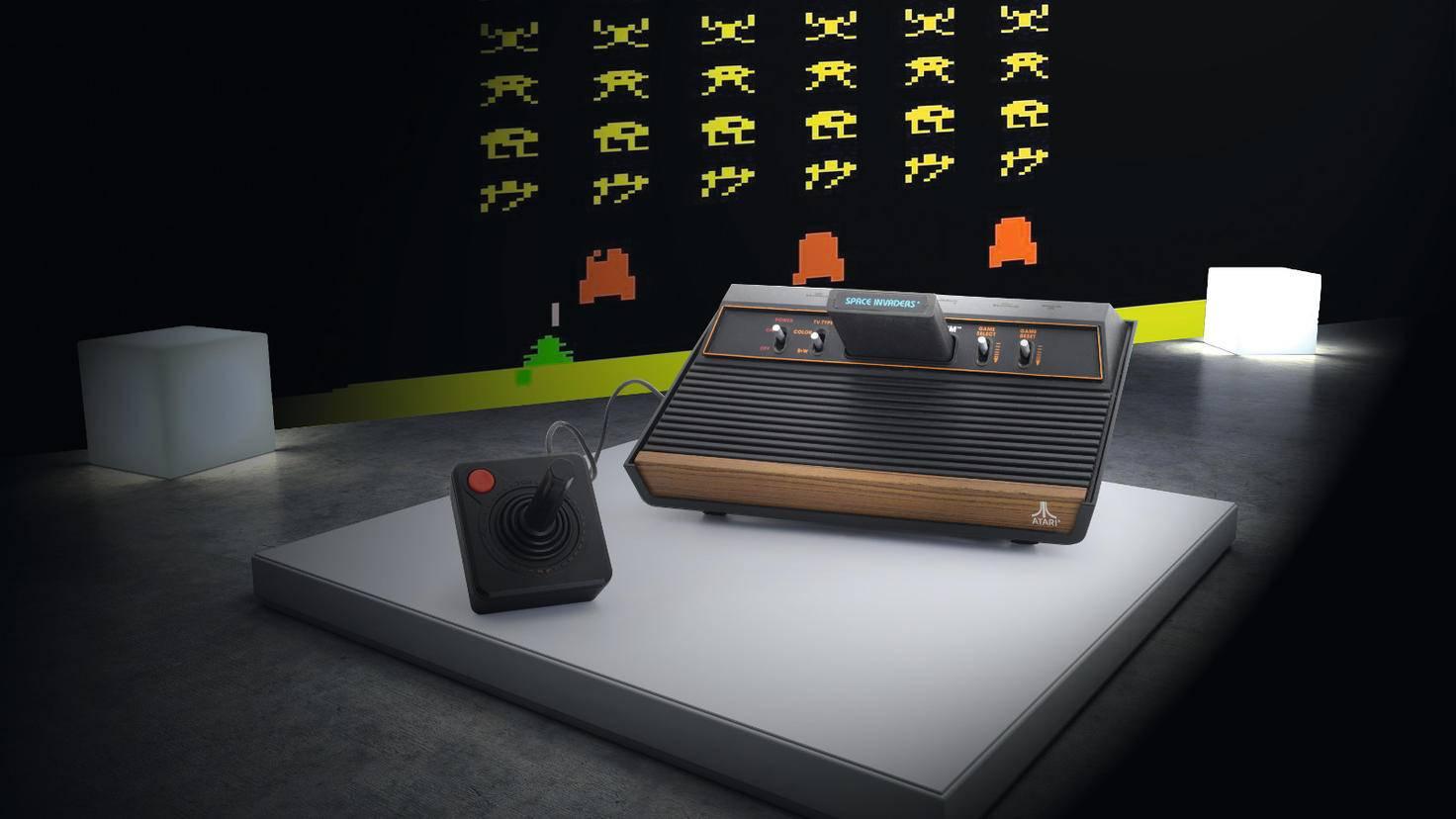 "500 Games, 30 Millionen verkaufte Geräte: Ataris Erfolgskonsole ""Atari VCS"" gilt als größter Schritt der elektronischen Spiele."