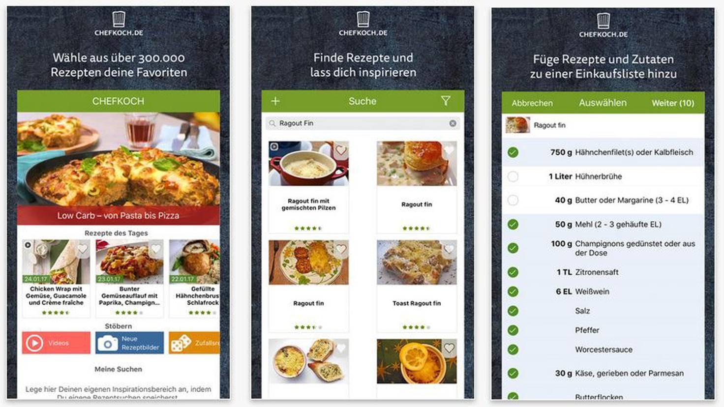 Chefkoch-iTunes-Chefkoch GmbH