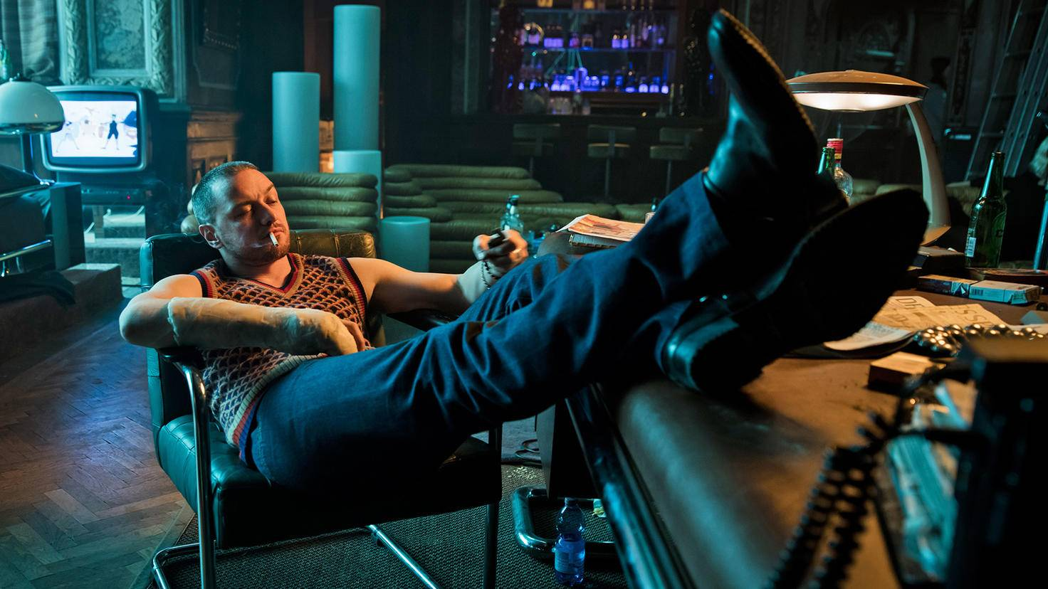 James McAvoy soll der Titelheldin als David beistehen.