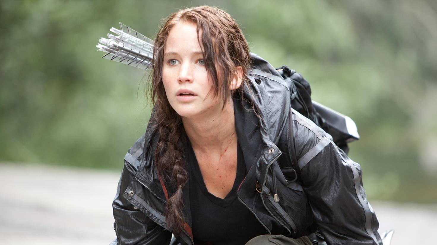"""Jennifer Lawrence startete nach dem ersten """"Tribute von Panem""""-Teil in Hollywood erst recht durch."""