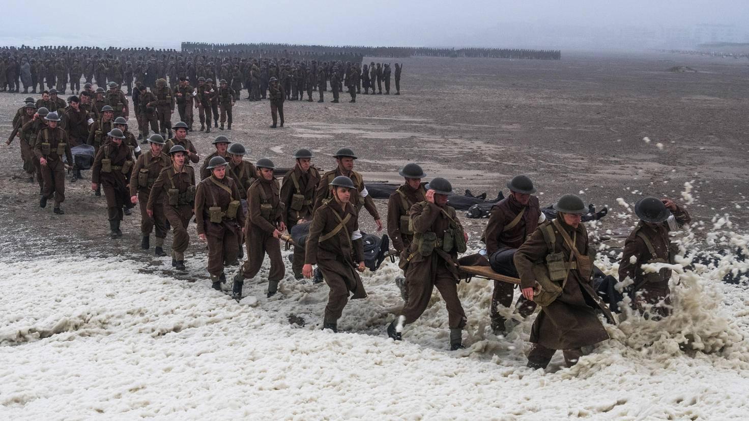400.000 Soldaten saßen einst in Dünkirchen fest.