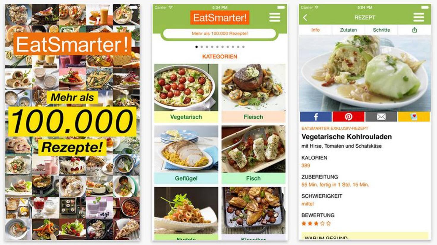 Eat Smarter-iTunes-Eat Smarter GmbH Co KG