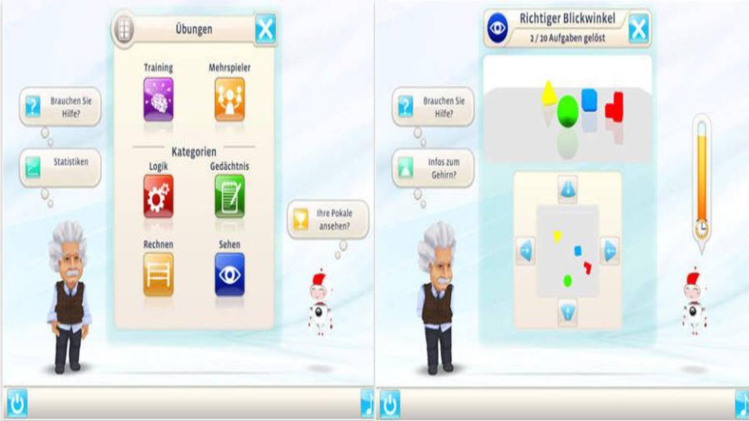Einstein Gehirntrainer-iTunes-BBG Entertainment GmbH