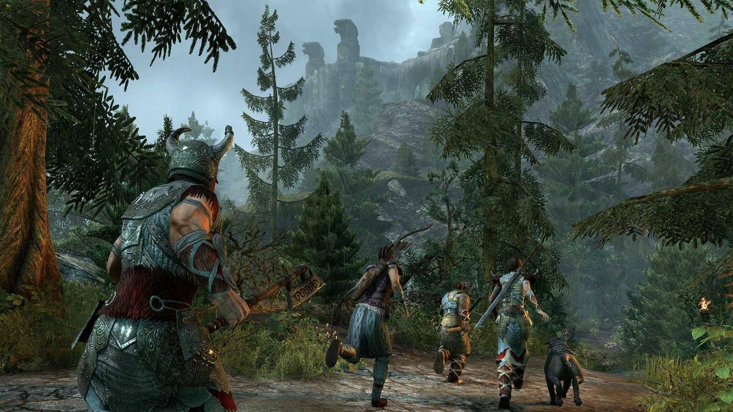 Elder-Scrolls-Online-Morrowind-Screenshot-Gruppe