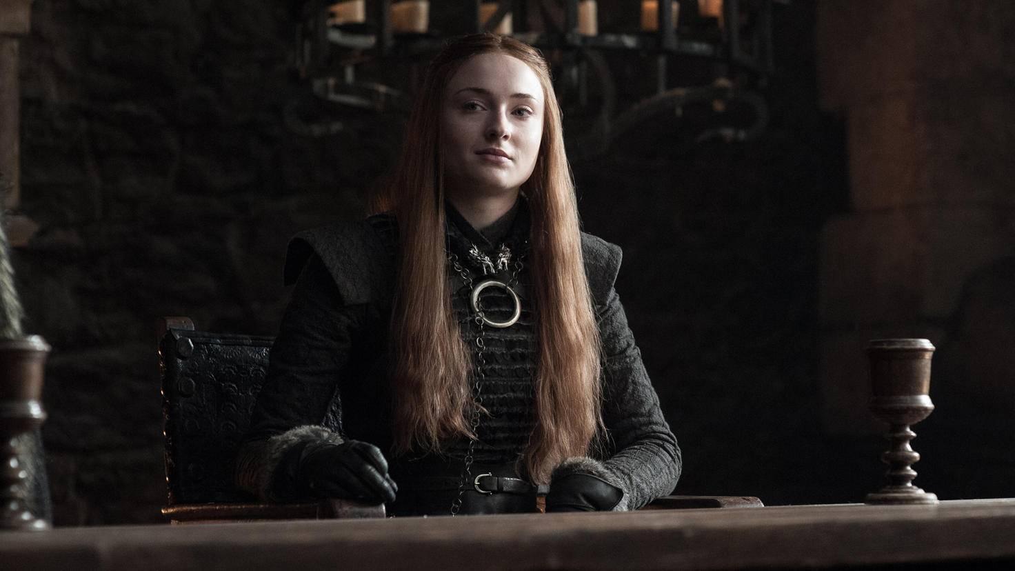 Nach Jon Snow trifft Sansa in Winterfell auf ein weiteres Familienmitglied.