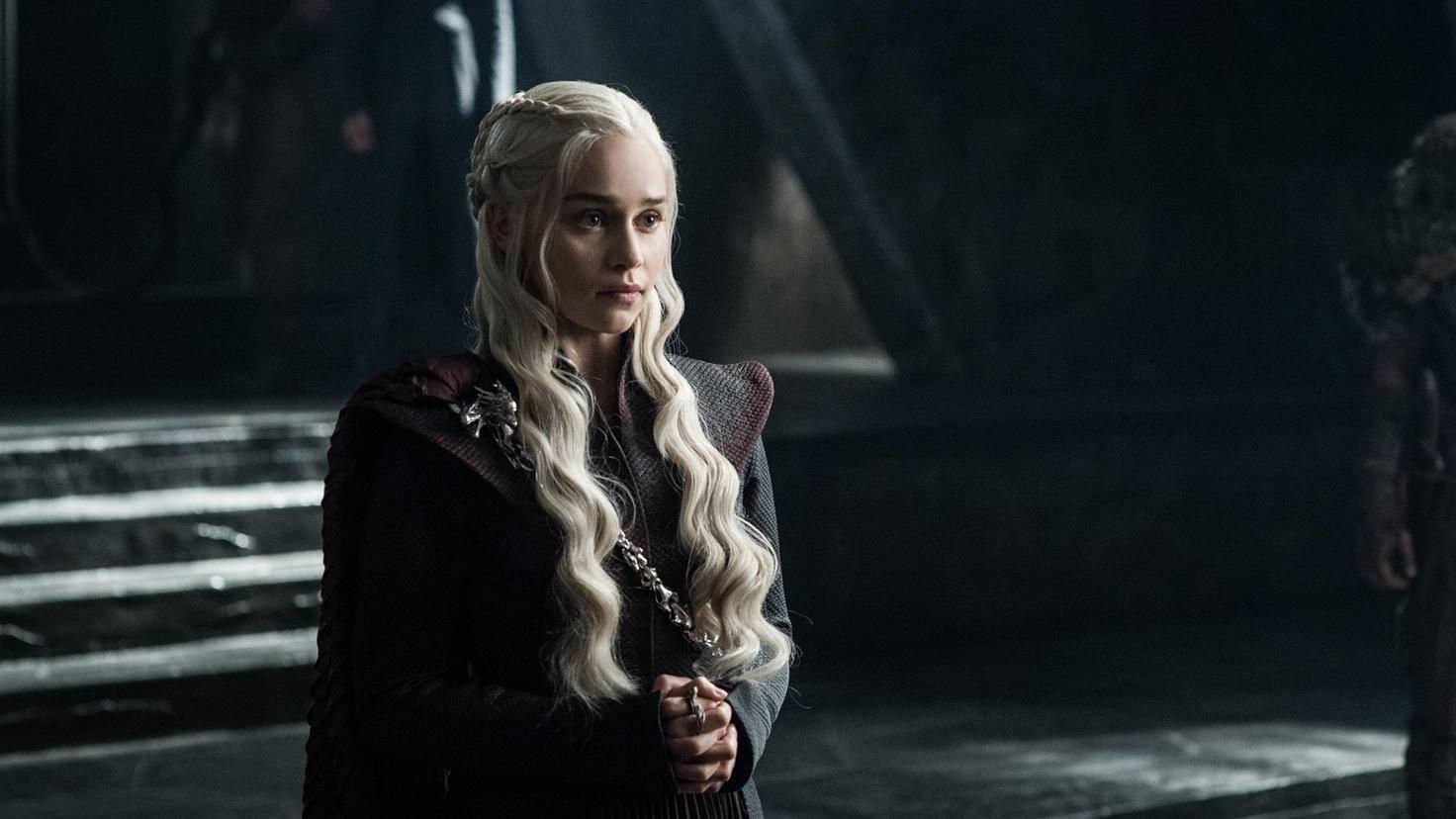 Daenerys will, dass Jon Snow vor ihr kniet. Der findet die Idee aber nicht so prickelnd.