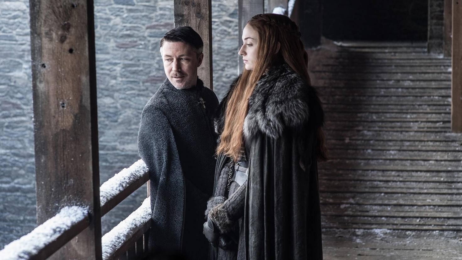 Petyr Baelish hat Großes mit Sansa vor – allerdings beinhaltet das keine Allianz mit Jon Snow.