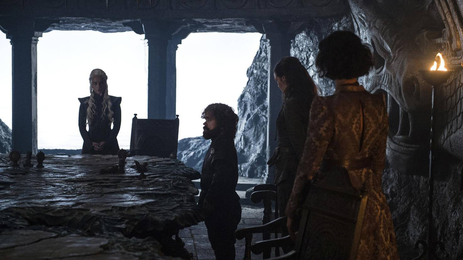 Mit den Drachen über Königsmund hinwegfegen kommt für Daenerys Targaryen nicht infrage.