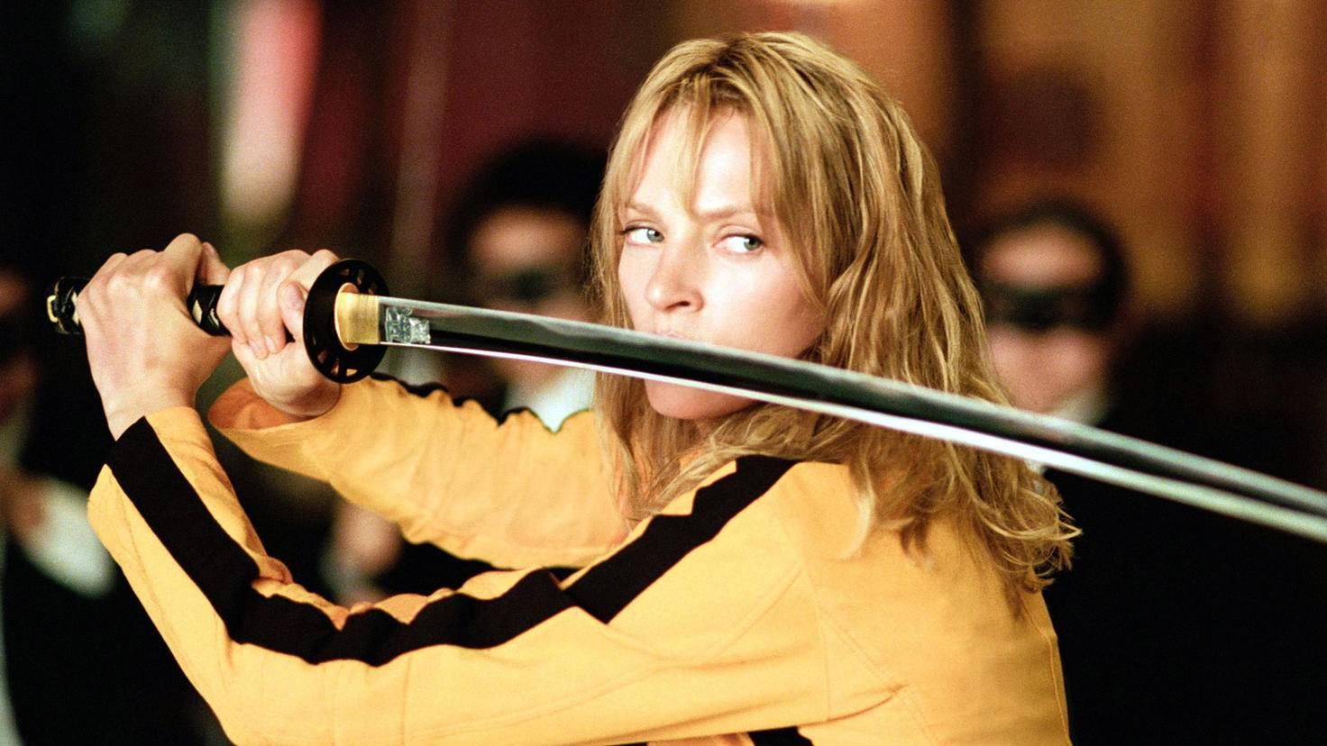 Uma Thurman ist für Kult-Regisseur Quentin Tarantino eine Art Muse.