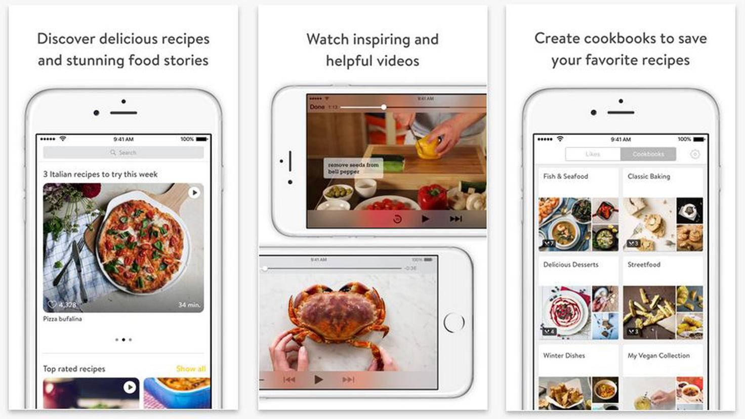 Kitchen Stories-iTunes-Kitchen Stories