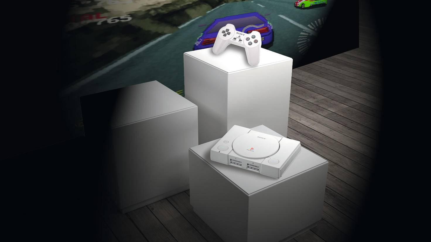 Mit 3D-Power und den weltbesten Entwicklern übernimmt die Sony PlayStation Mitte der 1990er-Jahre den Konsolenmarkt.