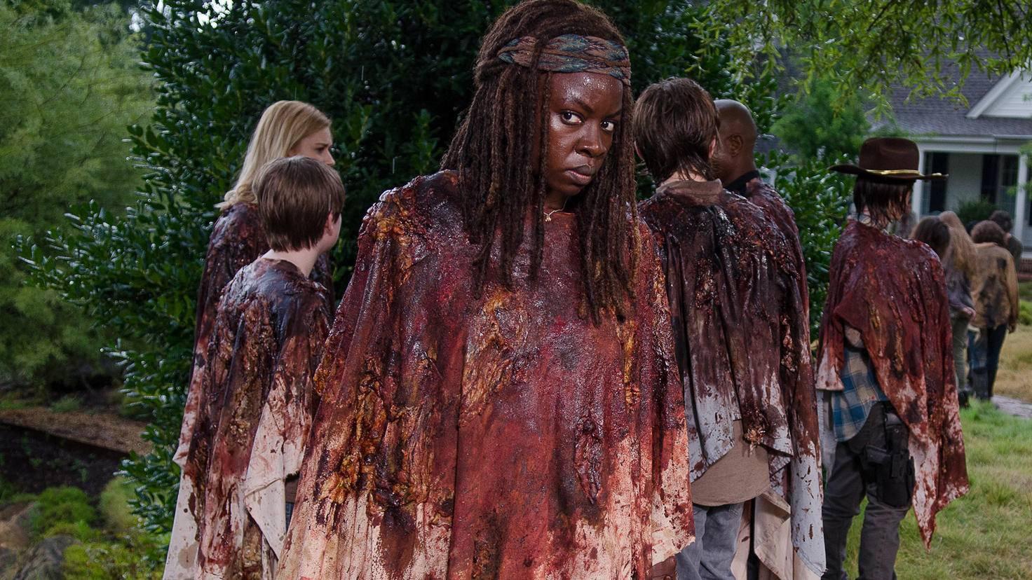The Walking Dead-Gene Page-AMC-4TWD_609_GP_0817_0419-RT