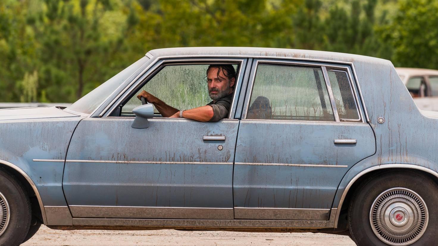 The Walking Dead-Gene Page-AMC