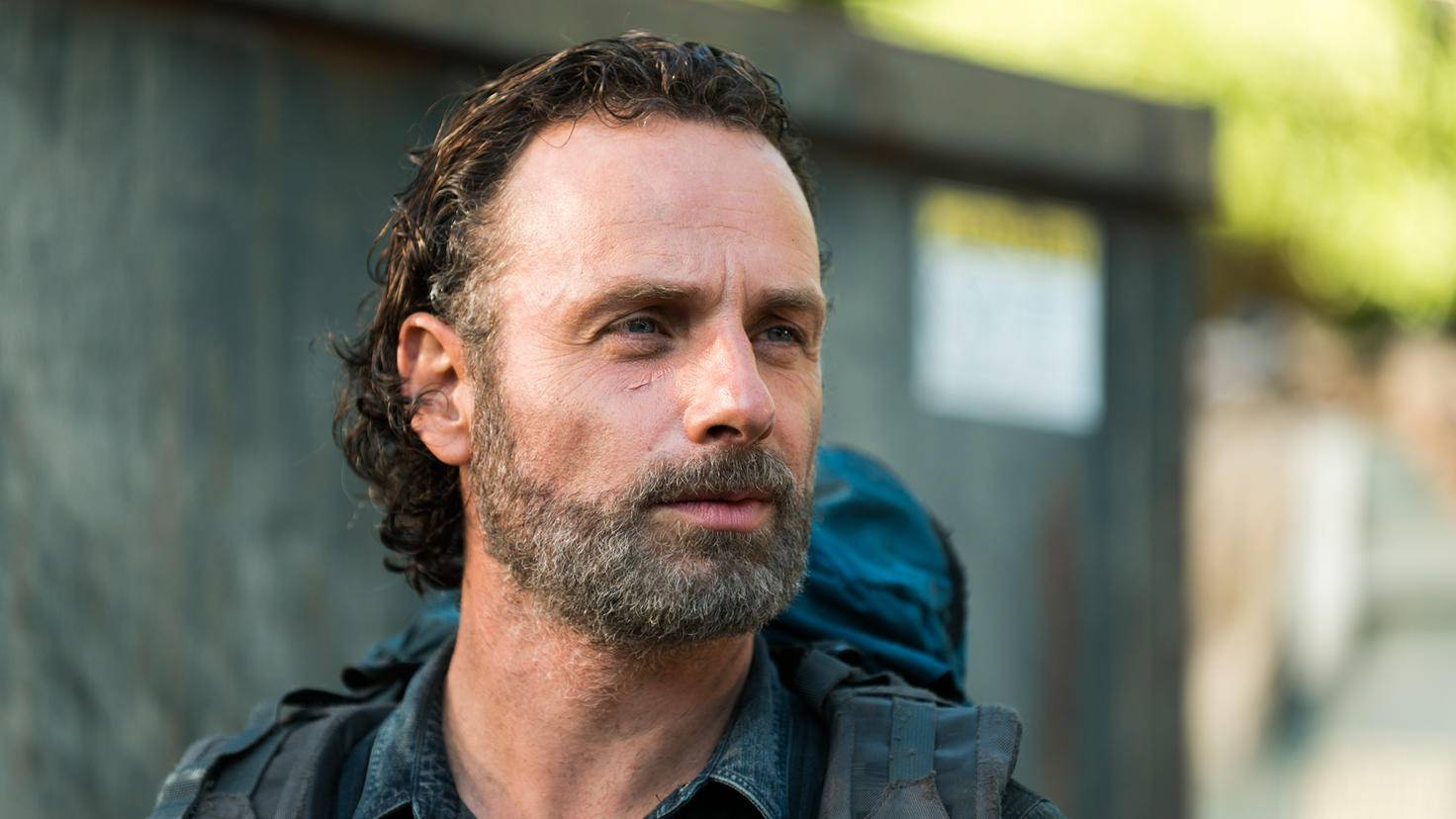 The Walking Dead-Rick-Gene Page-AMC-TWD_712_GP_0922_0001-RT