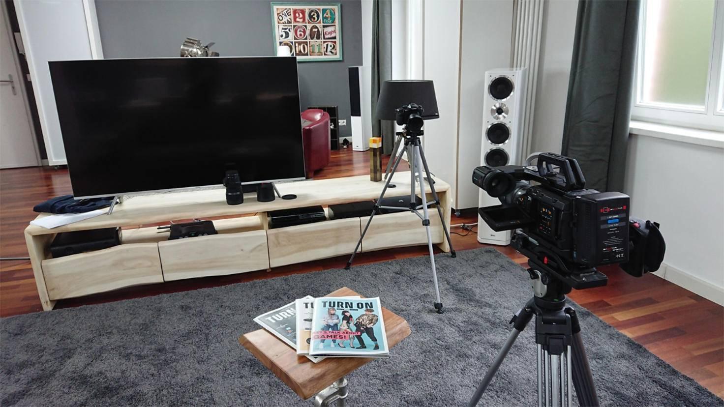 Die Hauptkamera fotografiert mit maximal 19 Megapixeln.
