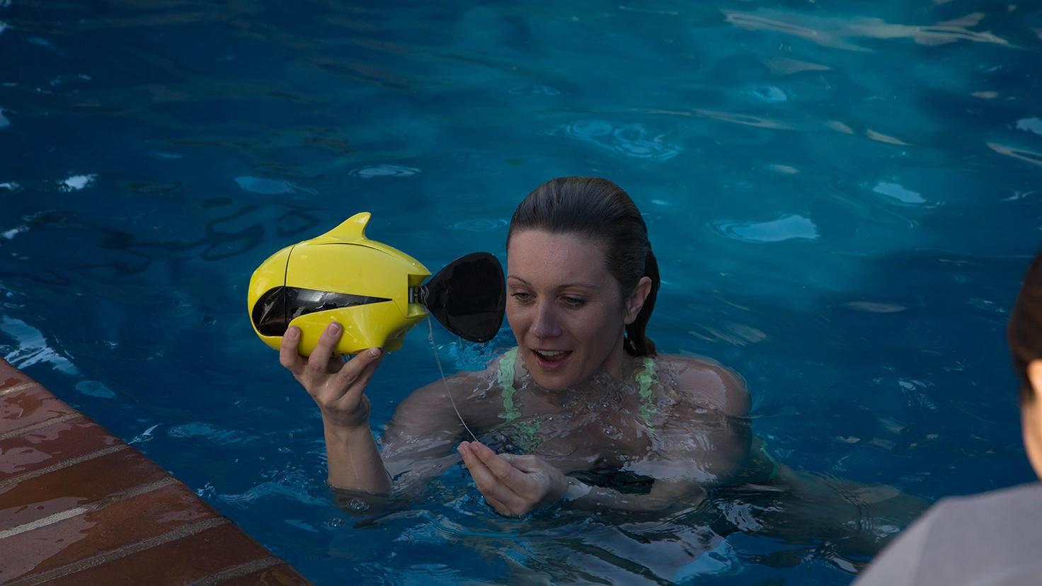 BIKI: die Unterwasser-Drohne