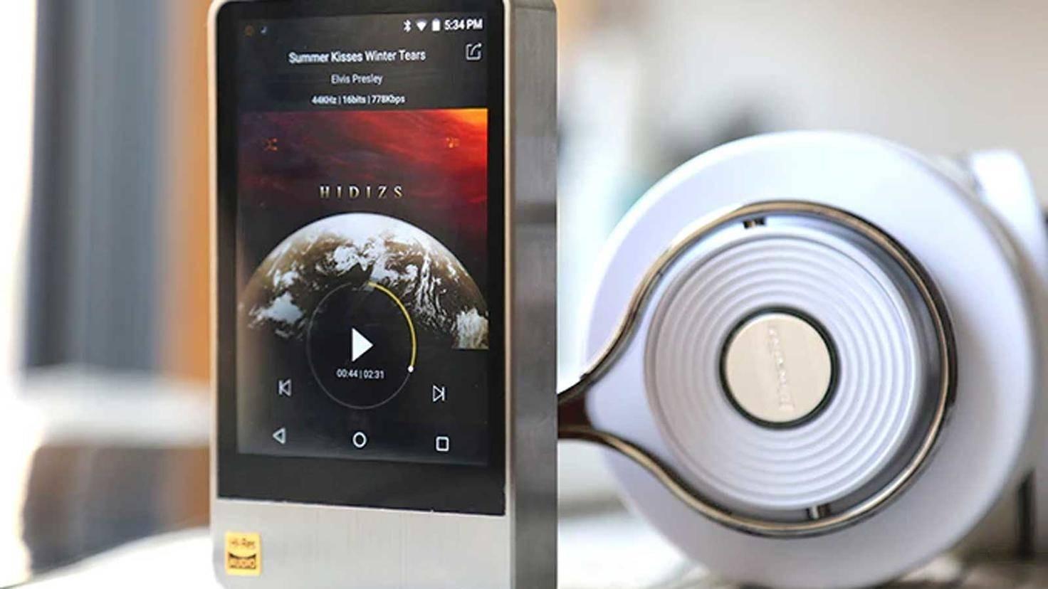 HIDIZIS AP200 MP3-Player