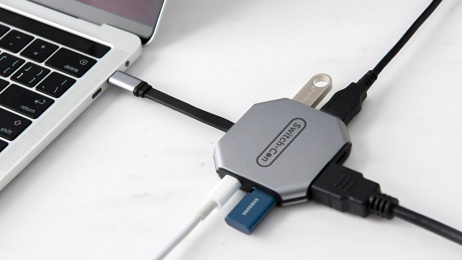 Switch Con Adapter