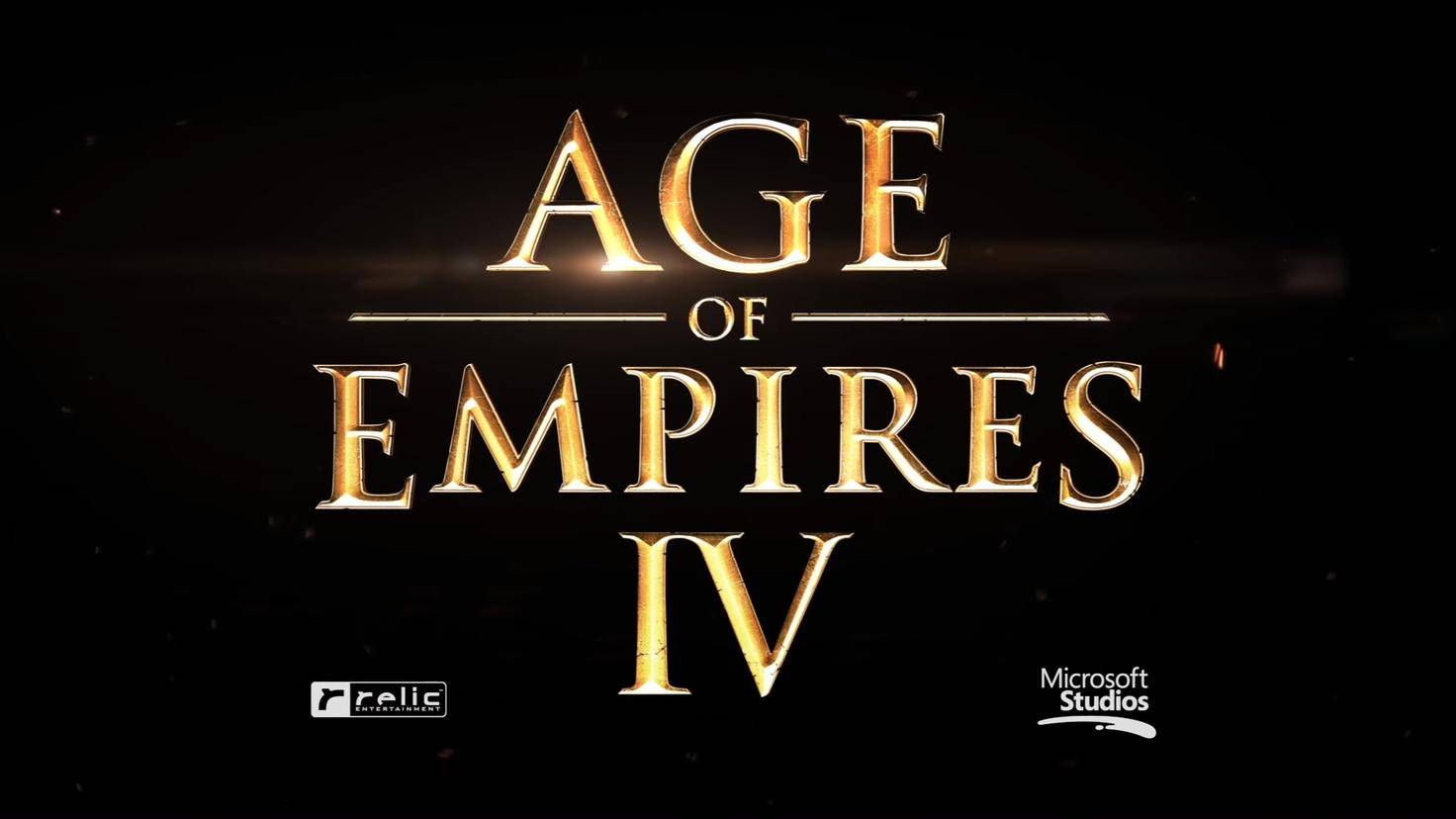 """""""Age of Empires 4"""""""
