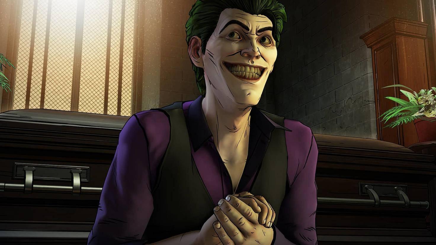 Das Entwicklerstudio Telltale erweckte den Joker in verschiedenen Games zum Leben.